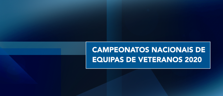 Campeonatos Nacionais de Equipas de Veteranos 2020